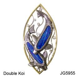 Blue Koi JG5955