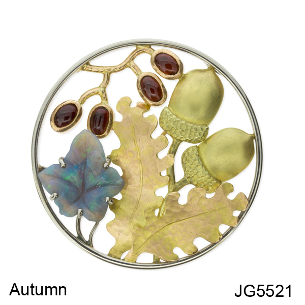 Autumn Brooch jg5521