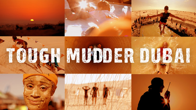 DUBAI TOUGH MUDDER