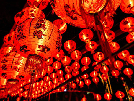 The iconic symbol associated with Chinese culture.
