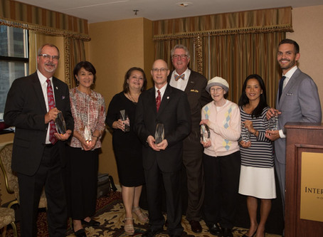 2016 Alumni Association Awards Honor Esteemed Optometrists