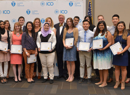 Capstone Honors ICO Class of 2017