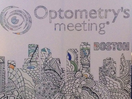 What Optometry's Meeting is Like: A Student's Perspective