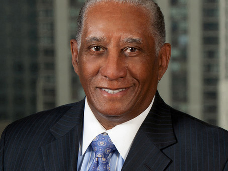 ICO Board of Trustees member Stephen Pugh to receive Lifetime Achievement Award
