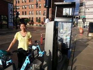 Michelle on Divvy