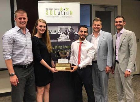 ICO Private Practice Club Wins 2017 Preston Cup