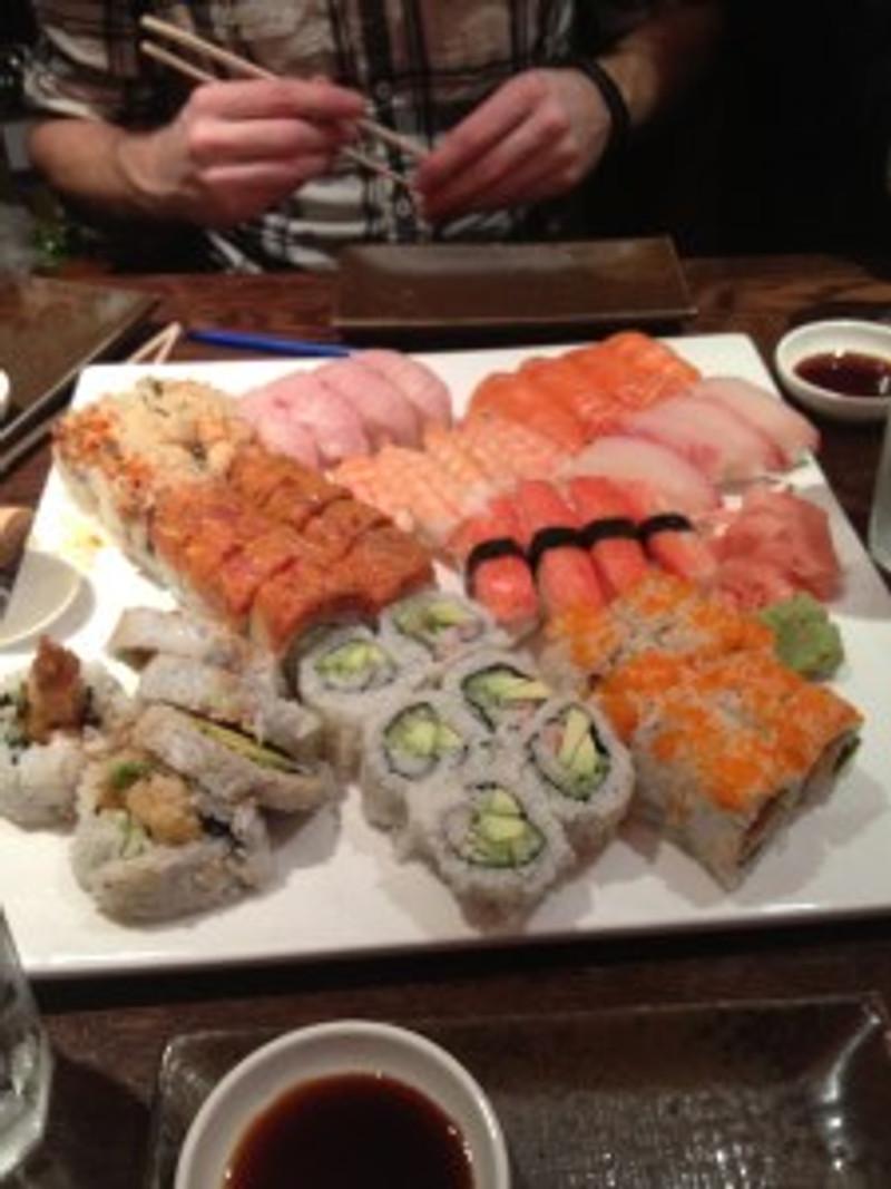Sushi- Blog