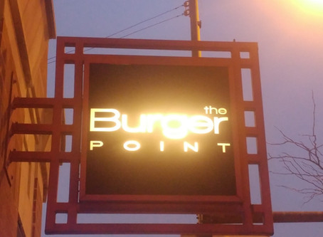 The Burger Point: ICO Student Review