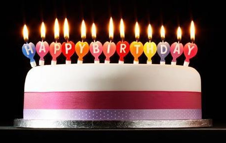 Celebrating My Birthday at ICO