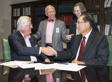 Dr. Newton K. Wesley Foundation Supports New ICO Myopia Study