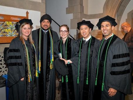 Optometry Graduation 2017: Looking Back, Looking Forward