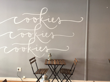 Cookie Time at By the Park Bakery in Chicago