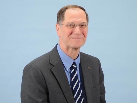Dr. Gary Lesher Chosen for Commencement Speaker