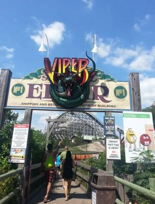 Viper Six Flags