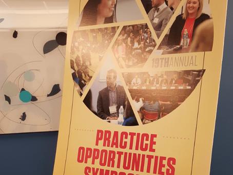 Glimpse into Practice Opportunities Symposium