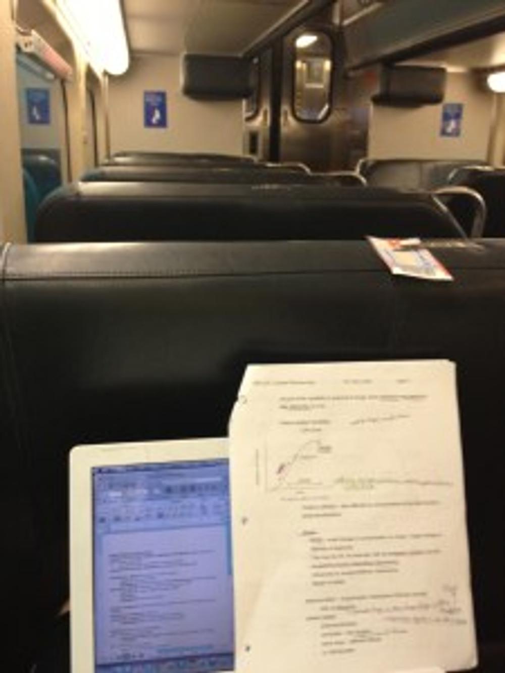 ICO commute
