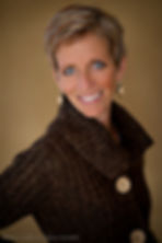 portrait of Wendy Wood, owner of Wendy Wood Photography