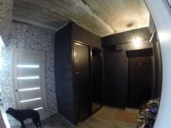 Квартира № 1 в п Березовый (коридор)