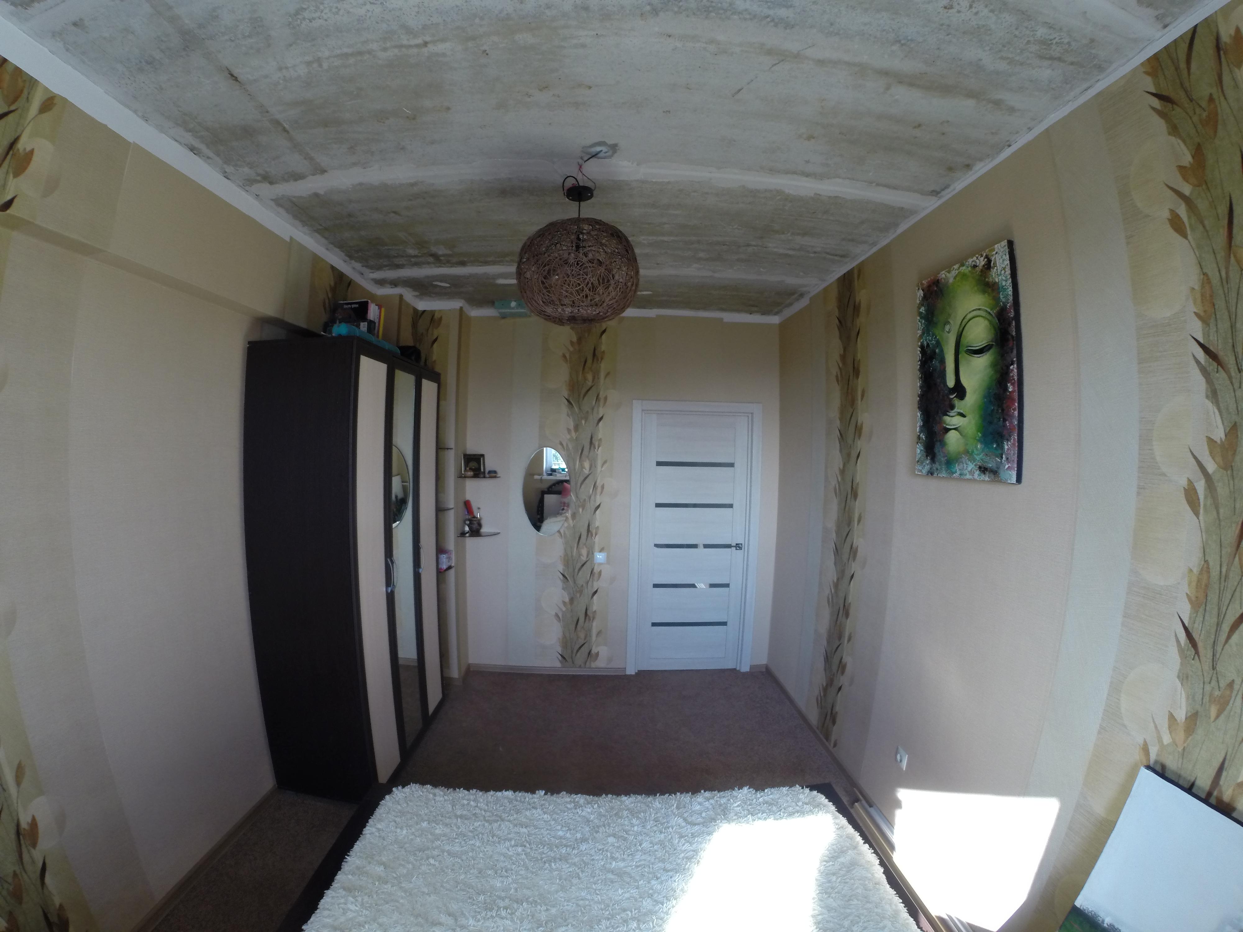 Квартира № 1 в п Березовый (комната)