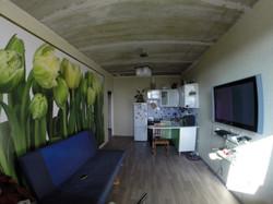 Квартира № 1 в п Березовый (кухня)
