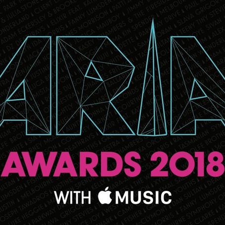 2018 ARIA Awards Nominations Announced