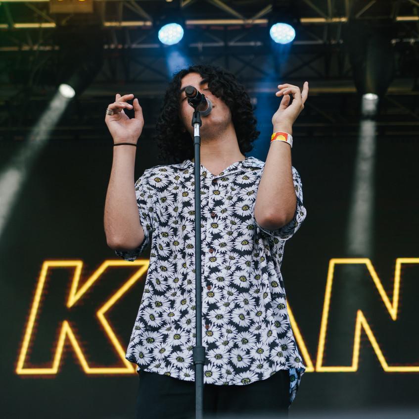 Kian @ Laneway Sydney 2019