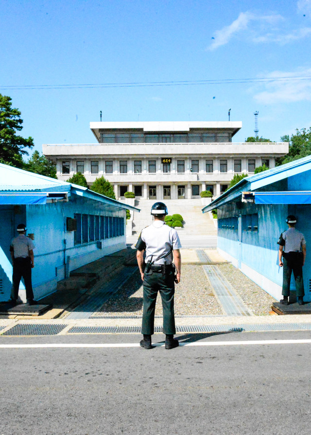 The DMZ, Korea
