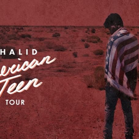 Khalid Announces Australia/NZ Tour