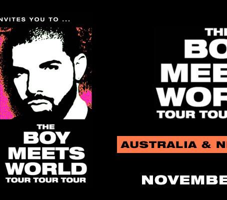 Canadian God Drake Finally Announces Australia/NZ Tour