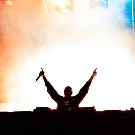 UP DOWN Festival | The Bloody Beetroots | Newcastle