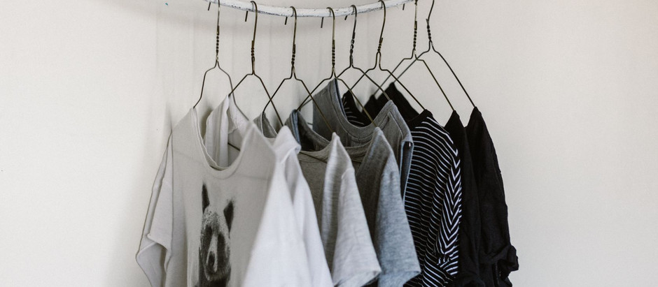 It's Time To Declutter Your Wardrobe