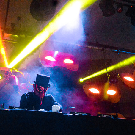 Claptone | UNSW Roundhouse