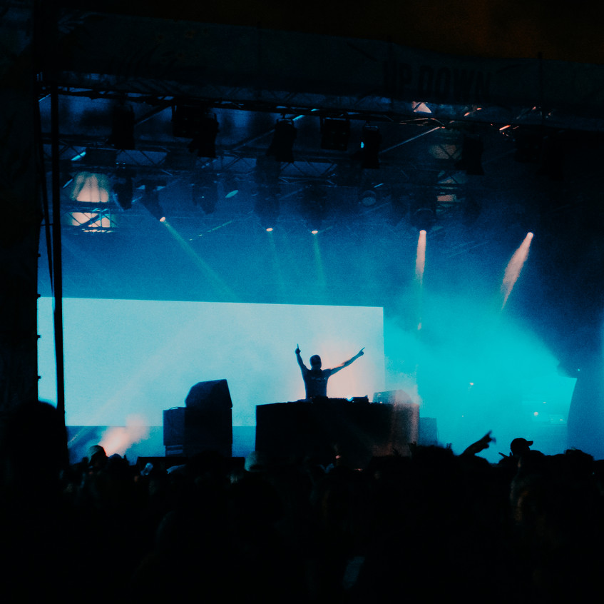 Bloody Beetroots @ UP DOWN