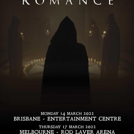 My Chemical Romance Announce Australian Arena Shows