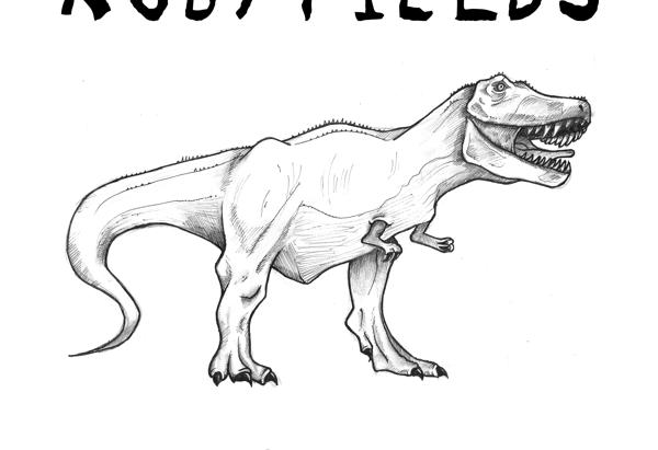 Dinosaurs - Ruby Fields