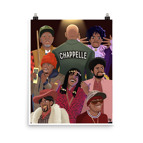 Chappelle Poster