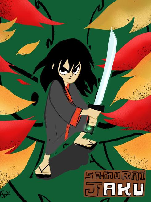 Samurai Jaku