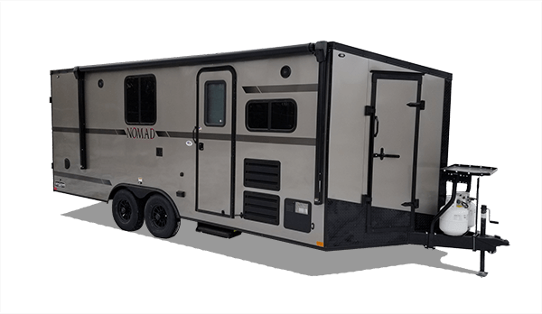Nomad by Stealth Trailers