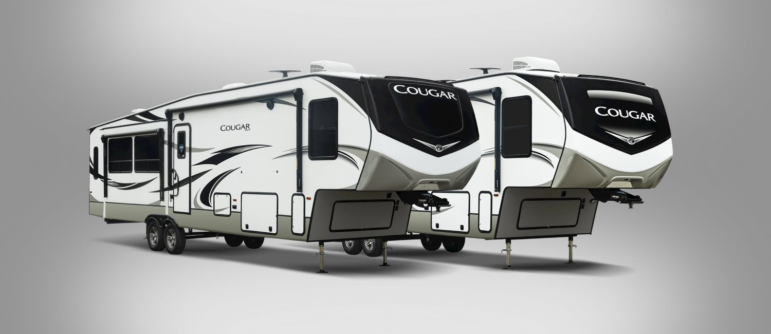 Keystone Cougar Fifth Wheels