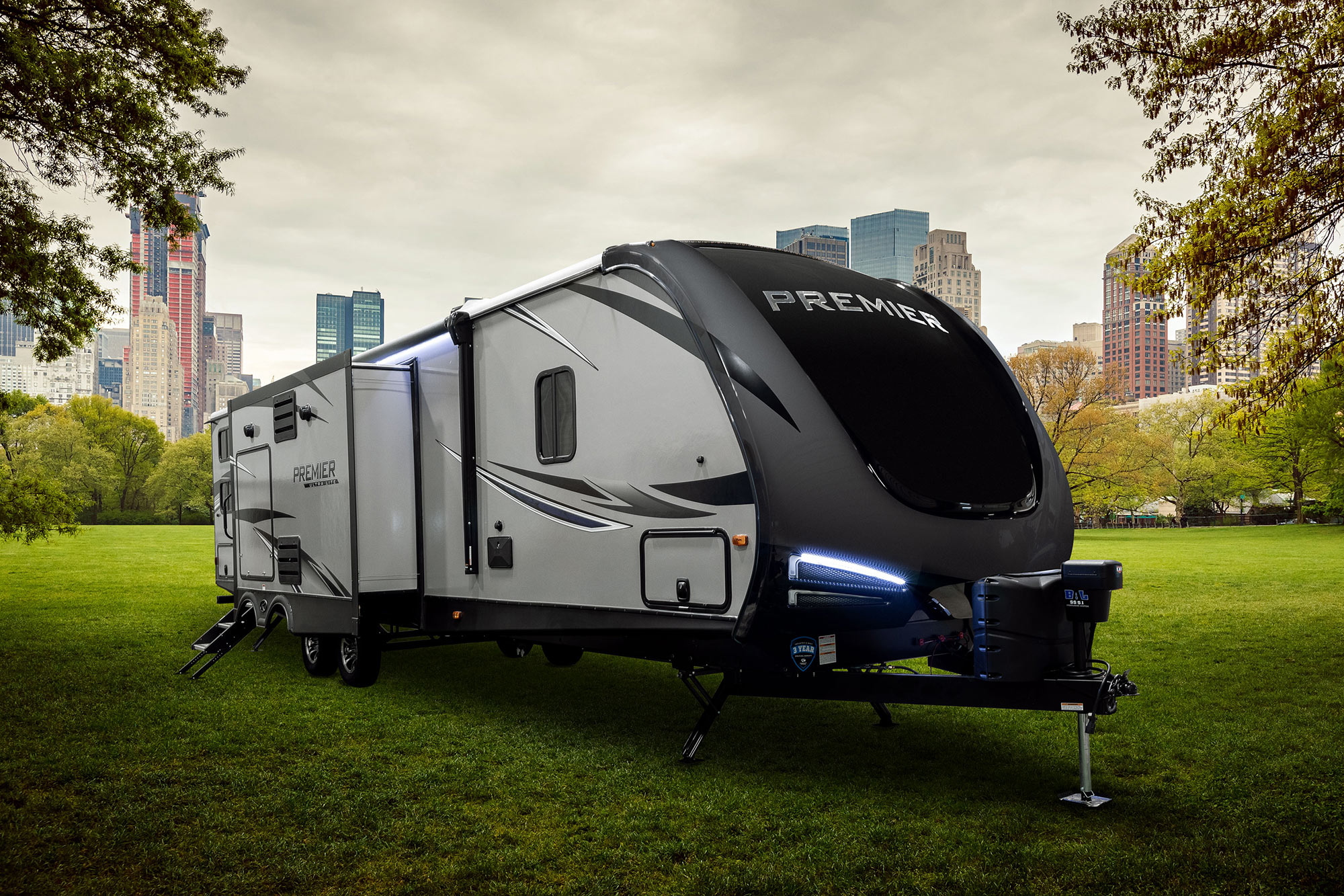 Keystone Premier Travel Trailers