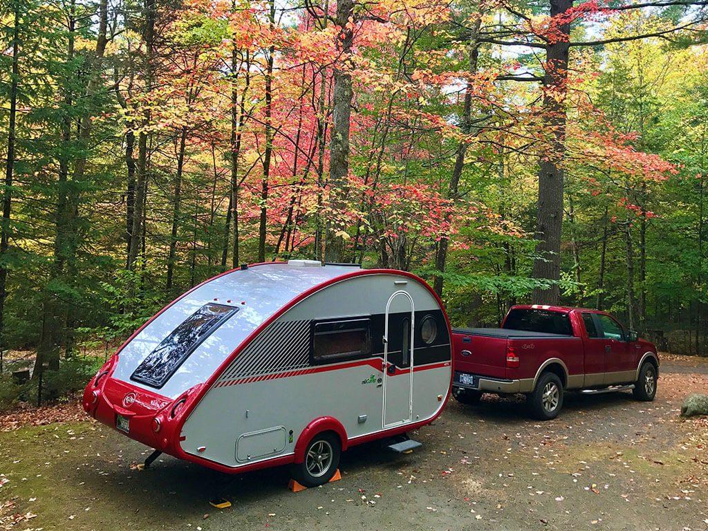 nuCamp T@B 400 Teardrop camper