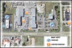 Great Atlantic RV Show Parking Map