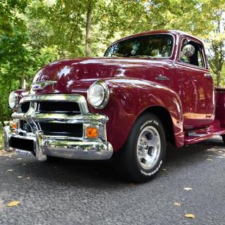 Chevrolet F100, Baujahr 1957