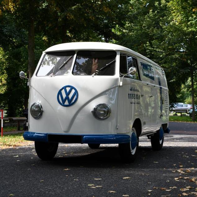 VW Bus T1, Baujahr 1956