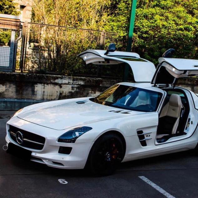 Mercedes-Benz SLS AMG, Baujahr 2013