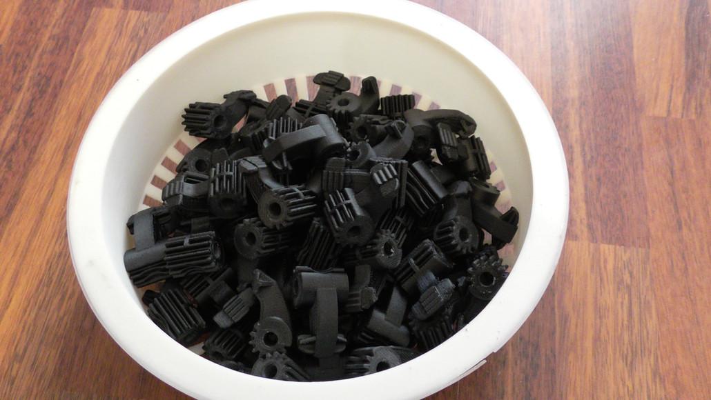 Шестерни для обёртки конфет