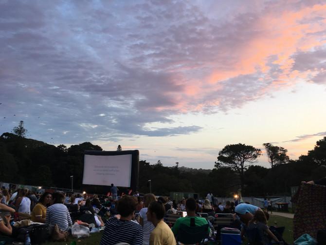 Moonlight Cinema at Centennial Park