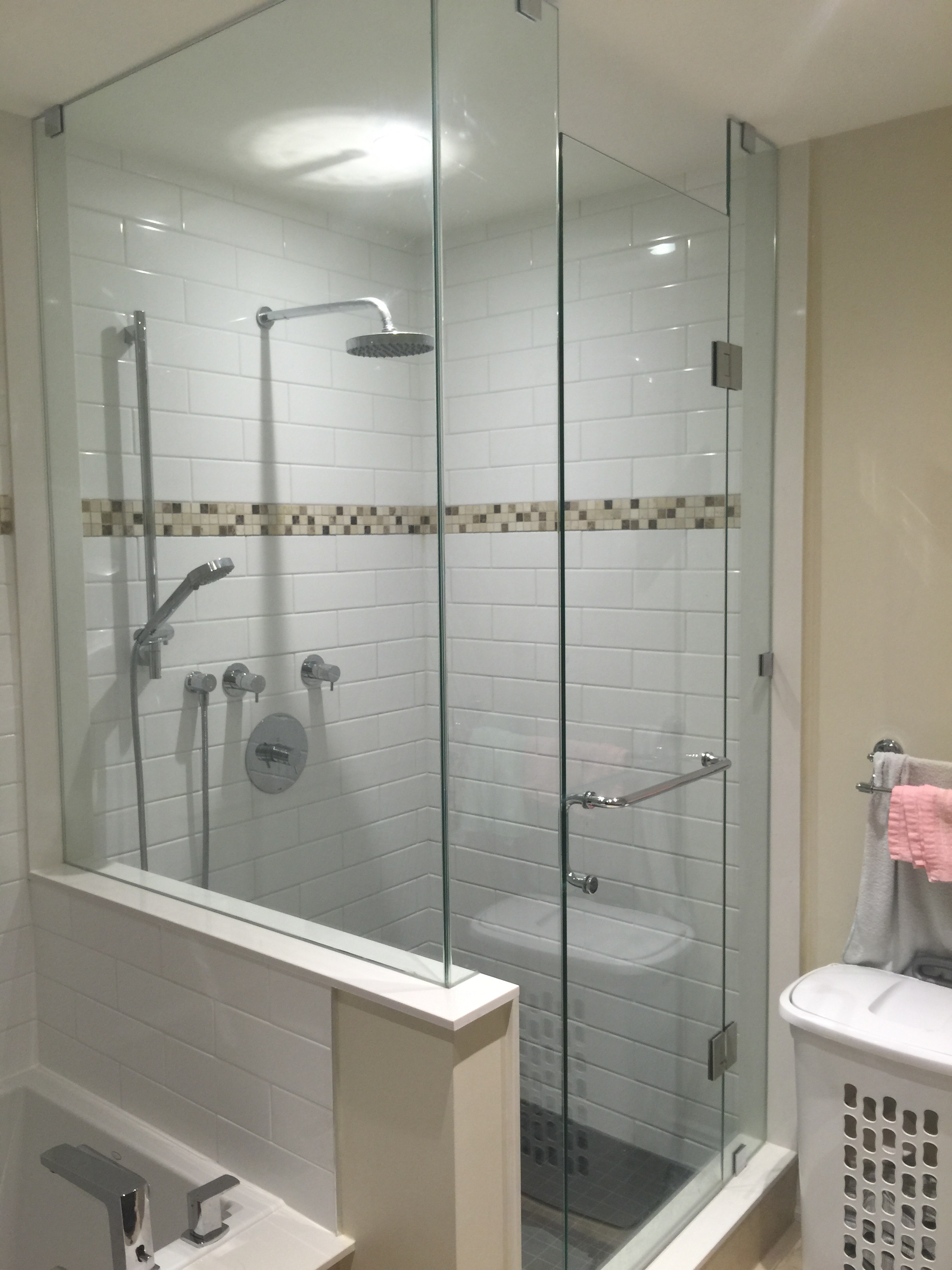 90o CORNER SHOWER.ENCLOSURE