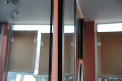 "2"" DOUBLE BEVEL STRIP MIRRORS"