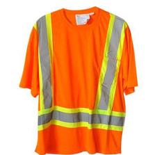 Hi-Viz Traffic T-Shirt 1101O-S